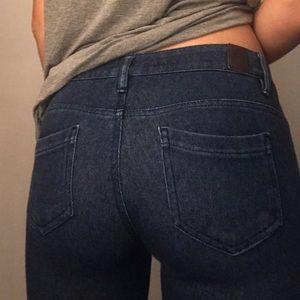 """""""Denim"""" jegging jeans"""